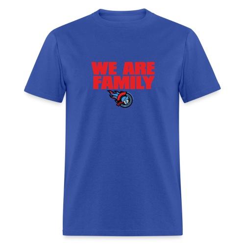wearefamilyconstitution - Men's T-Shirt