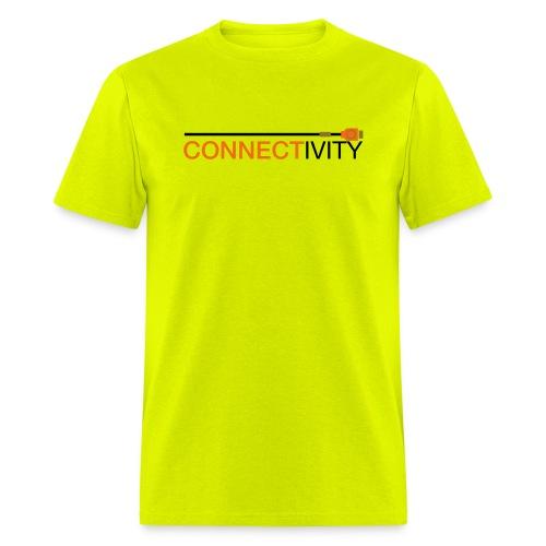 connectivity logo - Men's T-Shirt