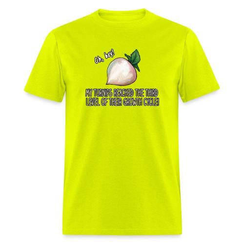 Turnip03 png - Men's T-Shirt