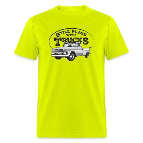 64GMC ShortStep BLK - Men's T-Shirt