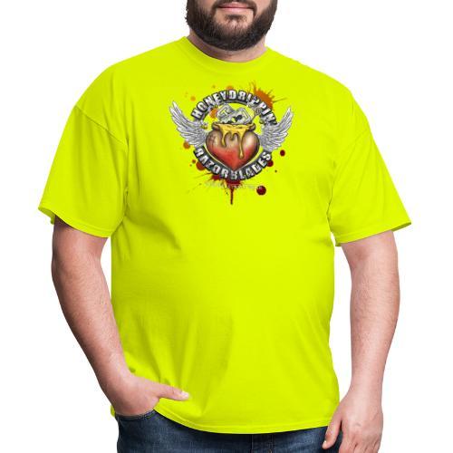 Honeydripping razorblades - Men's T-Shirt