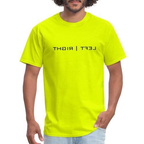 Left Right - Men's T-Shirt