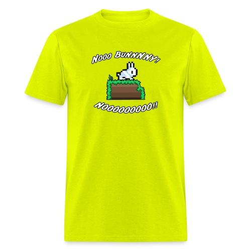 Bunny Nooooo - Men's T-Shirt