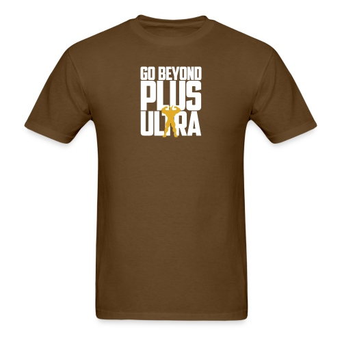 High Plus Ultra - Men's T-Shirt