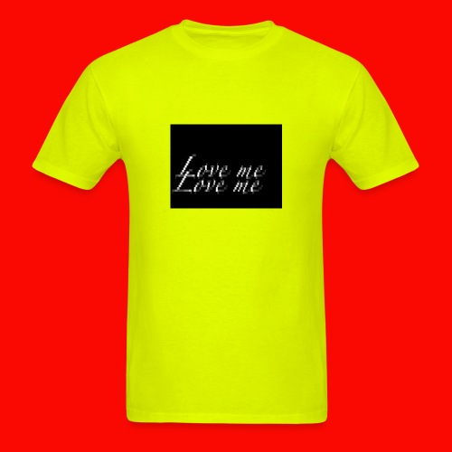 LOVE ME - Men's T-Shirt