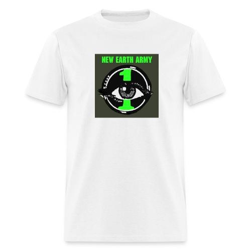 revisednealogo - Men's T-Shirt