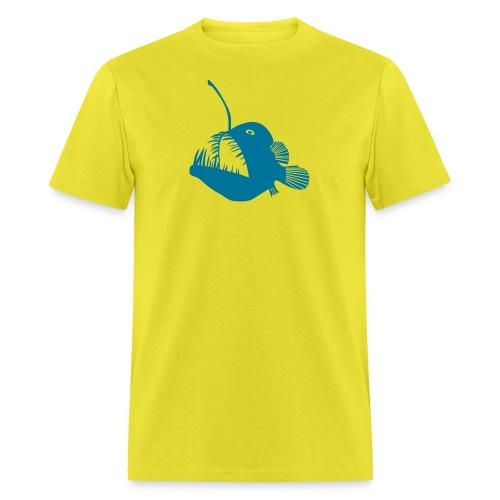 anglerfish frogfish sea devil deep sea angler - Men's T-Shirt