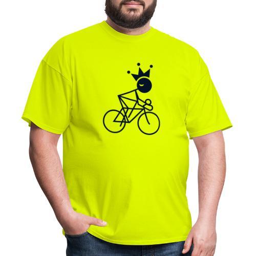 Winky Cycling King - Men's T-Shirt