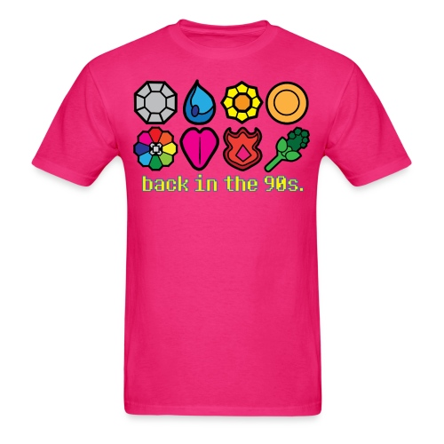 PokeBadge Shirt - Men's T-Shirt