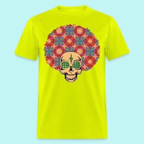 MACK DADDY SKULLY - Men's T-Shirt
