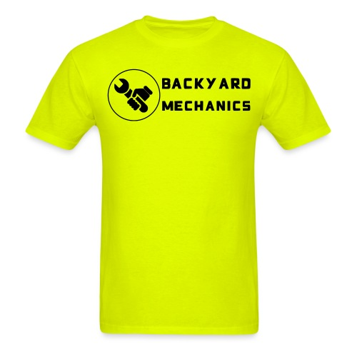 BM Banner - Men's T-Shirt