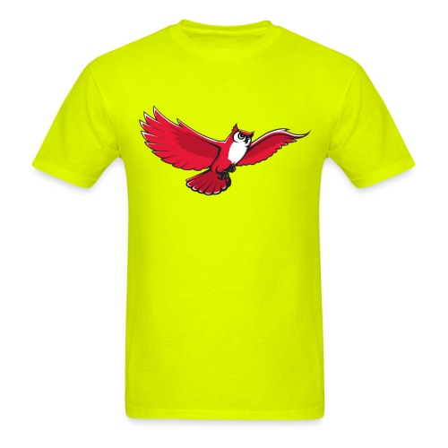 Eagleowl - Men's T-Shirt