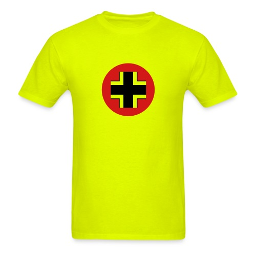 Germany Symbol - Axis & Allies - Men's T-Shirt