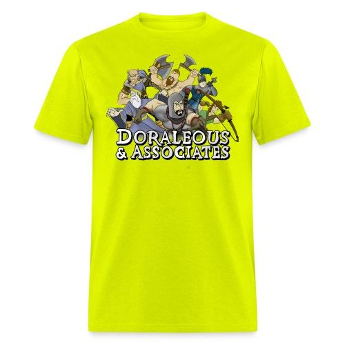 D A ActionTitle png - Men's T-Shirt