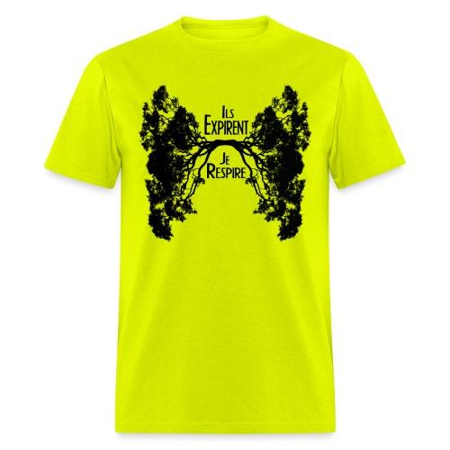 Oxygène Noir - Men's T-Shirt