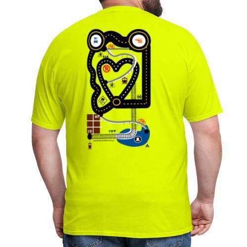 Car TshirtColor - Men's T-Shirt