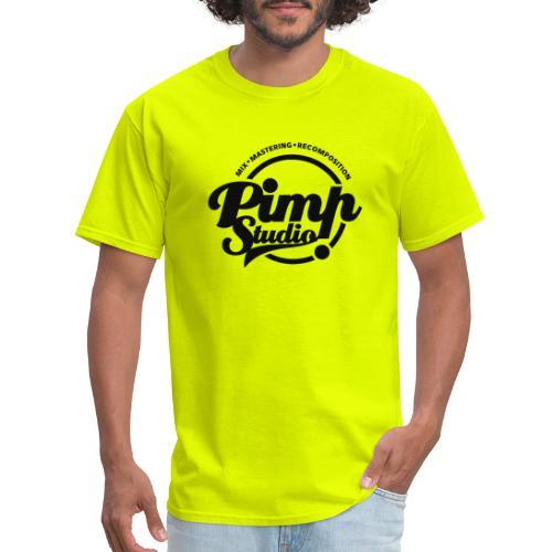 PIMP STUDIO noir 1 - Men's T-Shirt