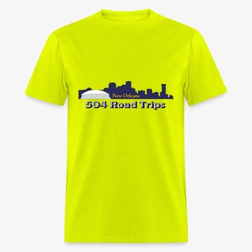 New Orleans Skyline Logo - Men's T-Shirt