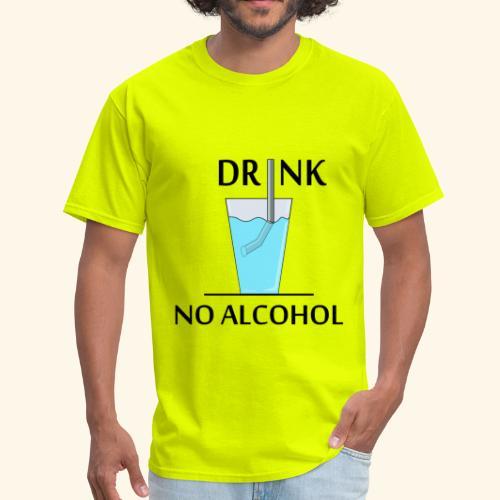 DRINKING - Men's T-Shirt