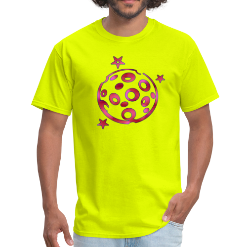 Cheesey Pink Moon - Men's T-Shirt