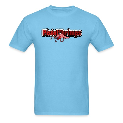 pistolshrimps 1 - Men's T-Shirt