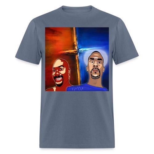 pretty tony galaxy 7 edge case - Men's T-Shirt