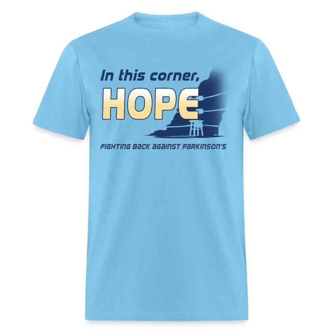 In this corner, HOPE t-sh