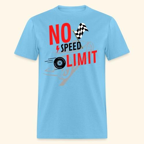 nospeedlimit - Men's T-Shirt