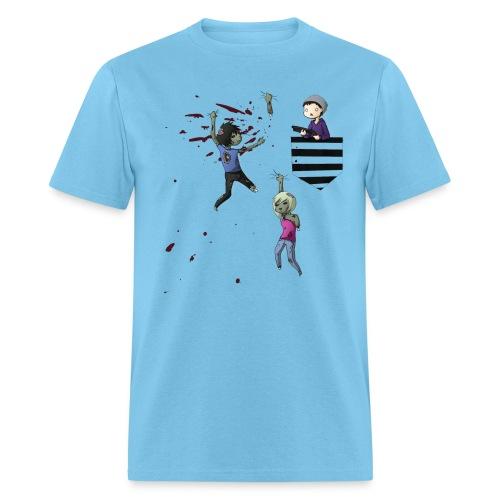 MRH Zombie Hunter - Men's T-Shirt