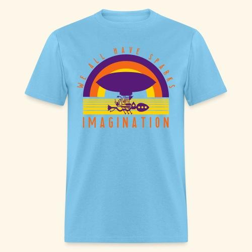 We All Have Sparks - Men's T-Shirt