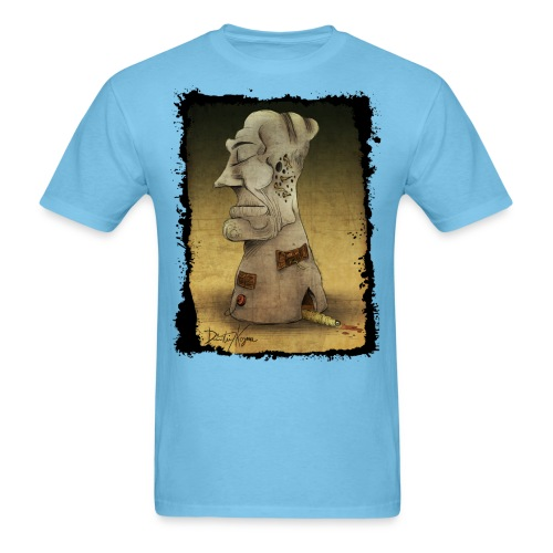 The Totem Building - Men's T-Shirt