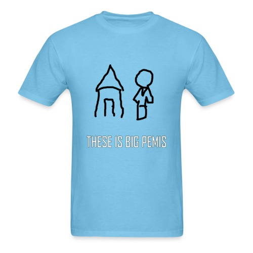 pemis - Men's T-Shirt