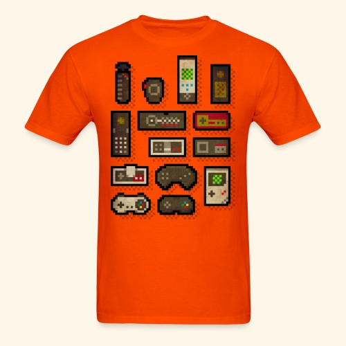 pixelcontrol - Men's T-Shirt