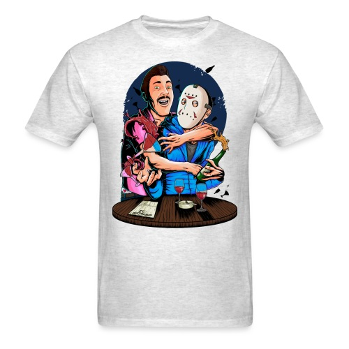 Carlos 4 Delirious Design Male png - Men's T-Shirt