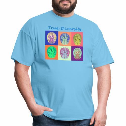 Support Viewpoint Diversity! - Men's T-Shirt