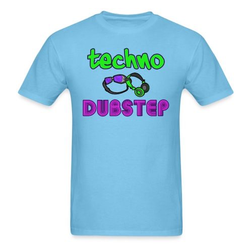 T D - Men's T-Shirt