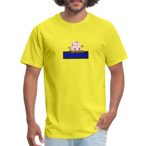 Hammie Join the Mudpile - Men's T-Shirt