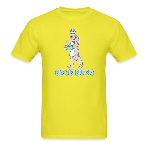 Bob's Buns - Men's T-Shirt