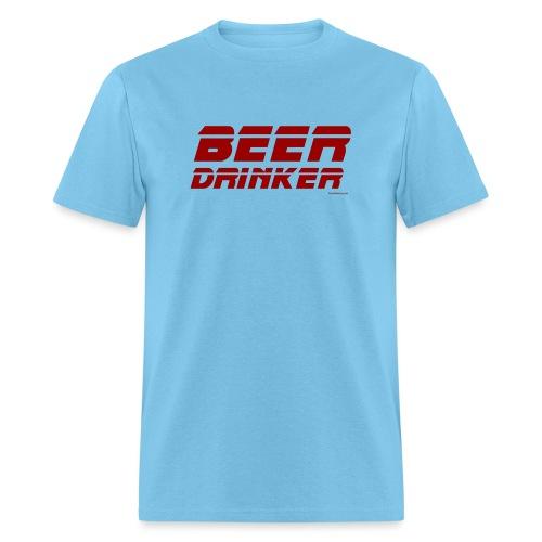 Beer Drinker - Men's T-Shirt