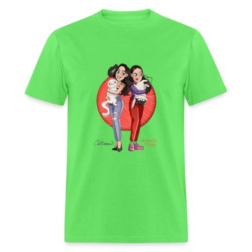 COLLEEN X MIRANDA - Men's T-Shirt