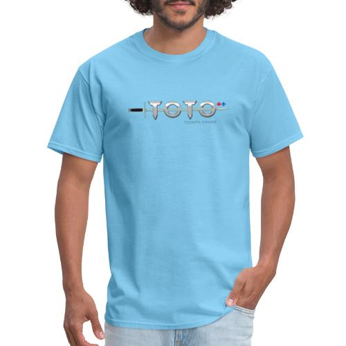 TOTO Tribute Canada (Black Name) - Men's T-Shirt