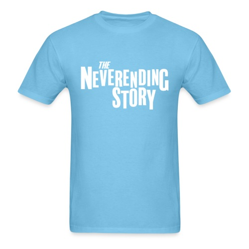 Neverending Story - Men's T-Shirt