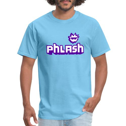 phlash itch - Men's T-Shirt