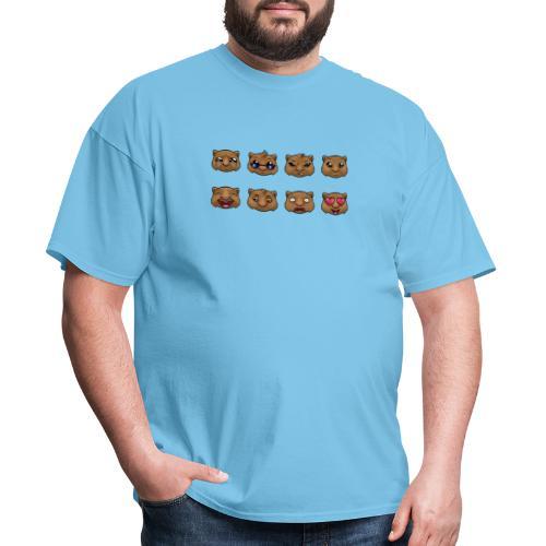 Wombat Feelings - Men's T-Shirt