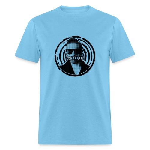 Jordan Sather - Censored - Men's T-Shirt