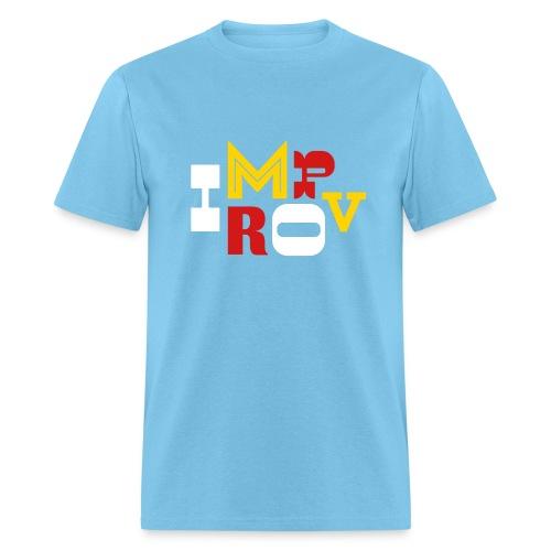 Improv - Men's T-Shirt
