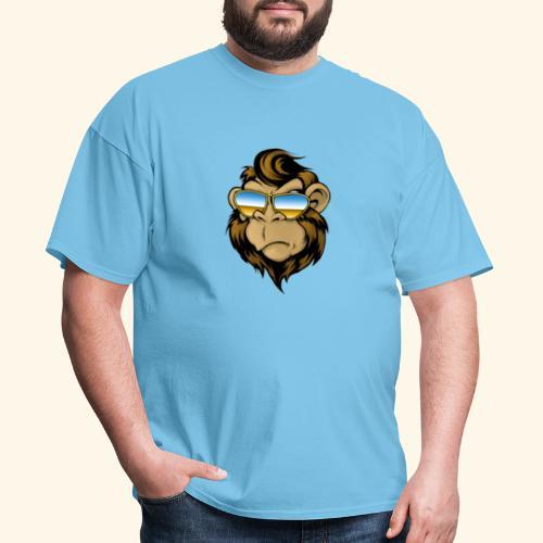 Neilzie Monkey Gaming - Men's T-Shirt