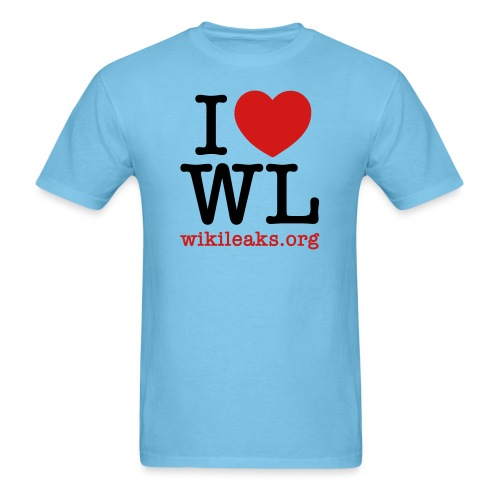iheartwl - Men's T-Shirt