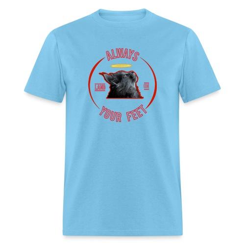 Funny cat - Men's T-Shirt