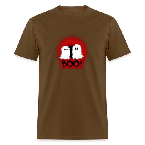 Ghosties Boo Happy Halloween 3 - Men's T-Shirt